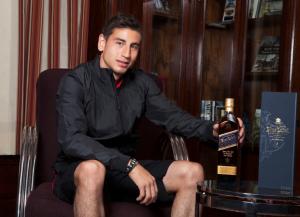 Alejandro wtih Bottle