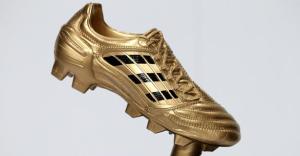 golde boot adidas